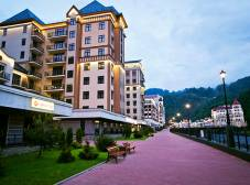 Фото отеля Valset Apartments by Heliopark Rosa Khutor