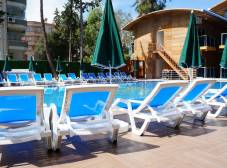 Фото отеля Arsi Enfi City Beach Hotel